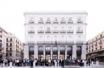 Edificio Apple Puerta del Sol