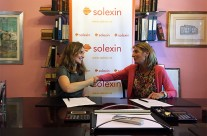 CDAF Y SOLEXIN FIRMAN ACUERDO DE COLABORACIÓN PARA TRABAJAR CONJUNTAMENTE EN EL MERCADO Y OFRECER SOLUCIONES INTEGRALES.