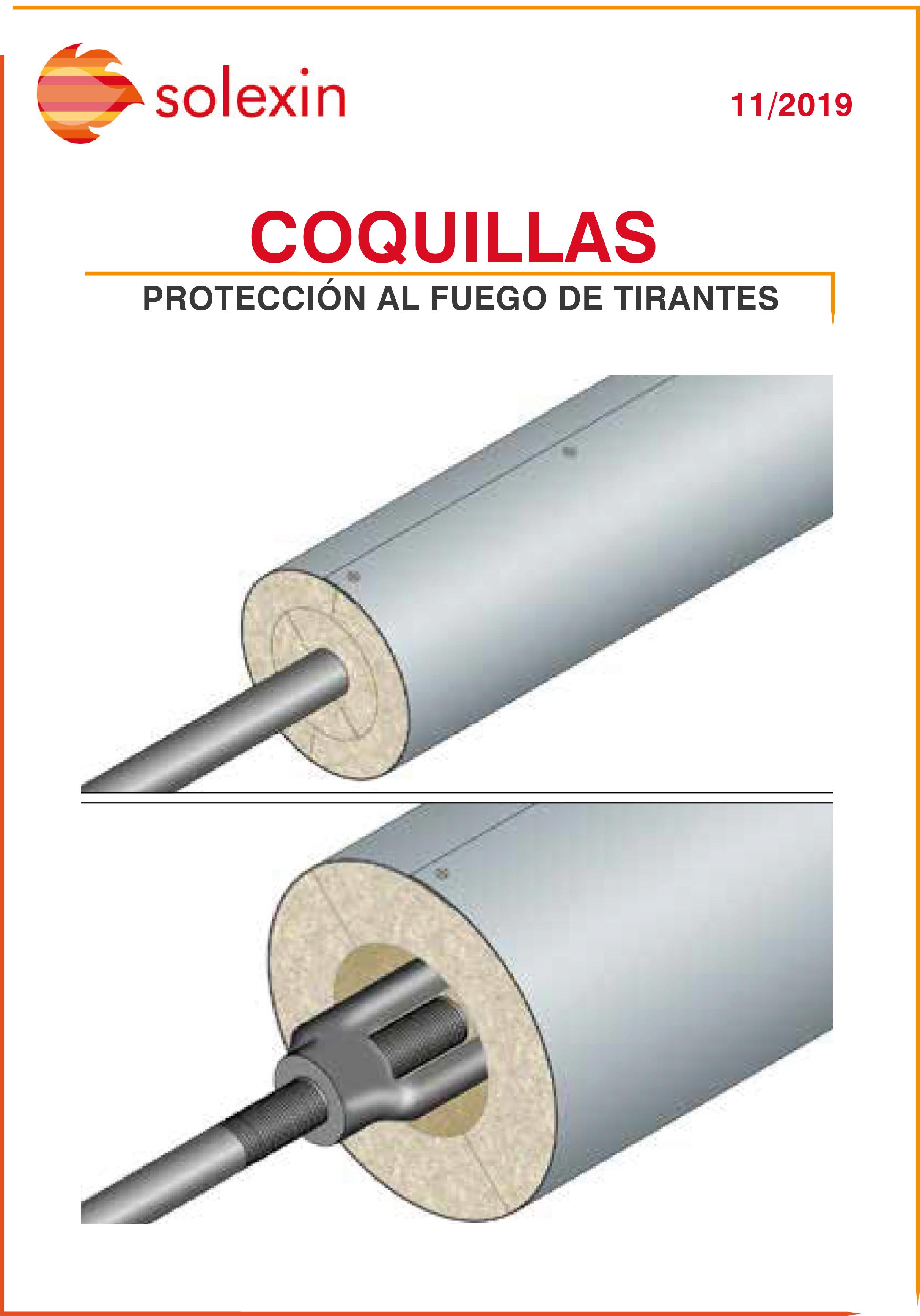 Catálogo Coquillas