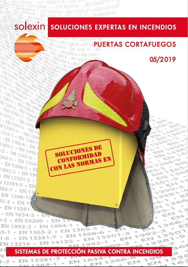 CATALOGO PUERTAS CORTAFUEGO