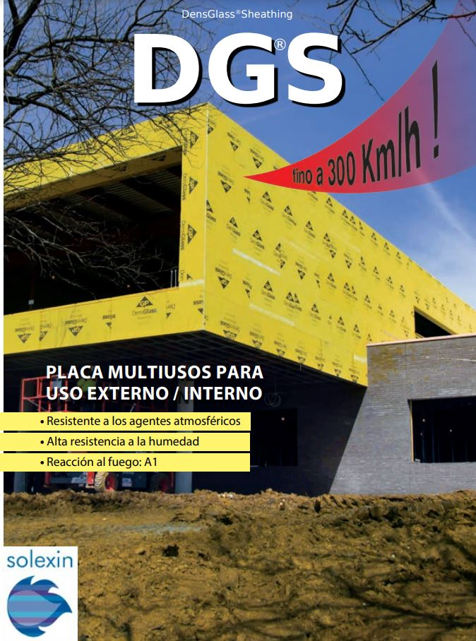 PLACA SOLEXIN DGS